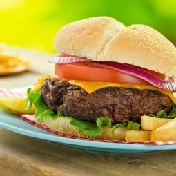Fresh Speciality Beef Burgers
