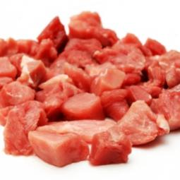 Diced Pork Shoulder