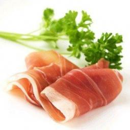 Prosciutto Crudo Sliced