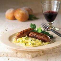 Venison & Red Wine Sausages