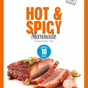 Hot & Spicy Marinade