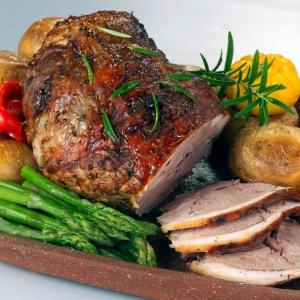 Boned & Rolled English Leg of Lamb