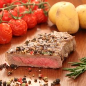 British Beef Rump Steaks