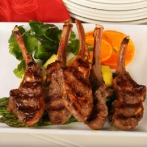 English Lamb Loin Chops