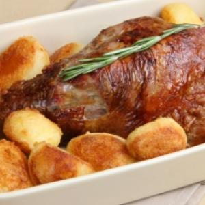 Carvery Leg of Lamb