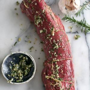 Grass Fed Whole Fillet of NZ Beef